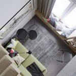 Cách sắp xếp đồ nội thất trong không gian có diện tích giới hạn