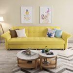 Sofa tích hợp thông minh, giải pháp hoàn hảo cho căn nhà nhỏ
