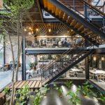 An's Garden Cafe – quán đẹp với phong cách thiết kế công nghiệp (Hà Đông)