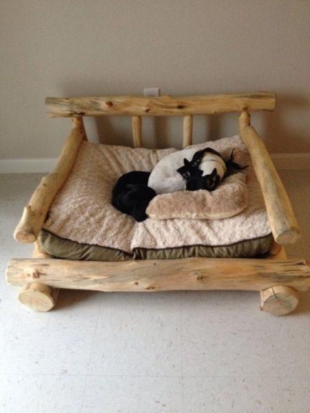 Giường bằng gỗ thiết kế riêng mới chịu nhé