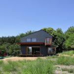 Ngôi nhà không hề có vách ngăn giúp gắn kết thành viên trong gia đình (Nhật Bản)