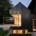 Ngôi nhà với sắc đen huyền bí (Đức)