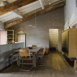 Không gian kiến trúc mộc mạc tại Ý