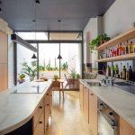 Ngôi nhà với nội thất gỗ tinh tế tại Tây Ban Nha