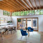 Cải tạo lại ngôi nhà hòa hợp với thiên nhiên tại Mỹ