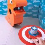Sáng tạo đồ chơi cho bé con nhà bạn chỉ với bìa các-tông