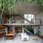 Maracanã House – Ngôi nhà với không gian cực thoáng mát tại Brazil