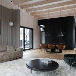 Kino House – Ngôi nhà mang dáng dấp nghệ thuật hiện đại tại Nga