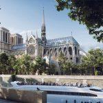 Những ý tưởng cải tạo Nhà Thờ Đức Bà Paris