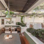 Kiến trúc nhà hàng đẹp – Totti's restaurant