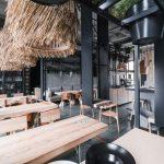 Lodbrok – Nhà hàng với thiết kế gần gũi với thiên nhiên tại Nga