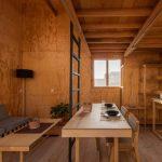 Ngôi nhà gỗ nhỏ xinh tại Mexico