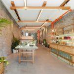 Thiết kế nội thất cửa hàng xinh xắn tại Canada