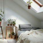 Giải pháp thông minh cho không gian ngủ gác mái