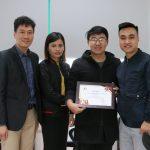 """Tin vui đầu Xuân 2020 – NHF đoạt giải thưởng lớn trong chương trình """"Cùng Minh Long đón thần tài"""""""